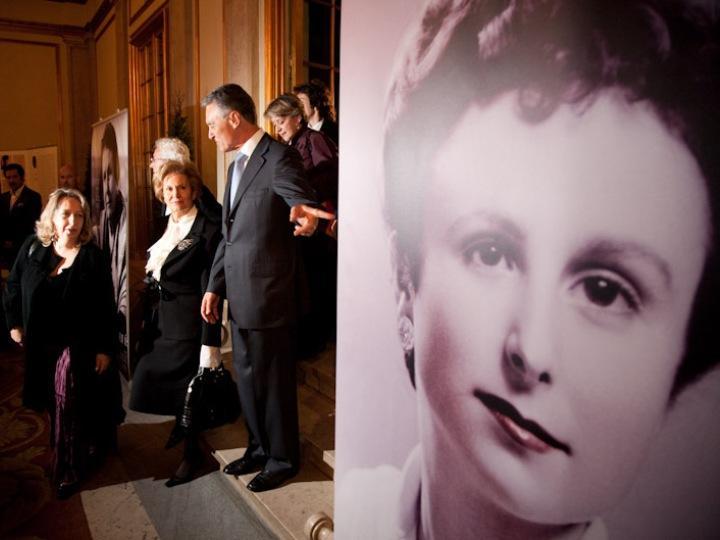 Agustina Bessa-Luís (foto Presidência da República)