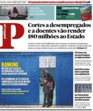 Público: «Portugal perde primeiros pontos na qualificação para o Mundial»
