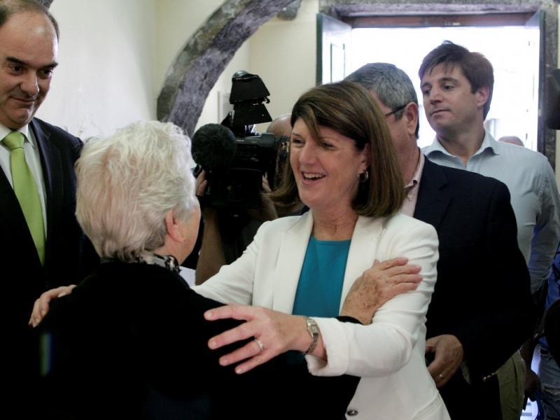 Berta Cabral [LUSA]