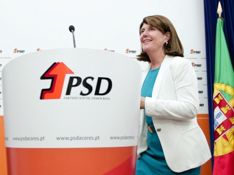 Eleições regionais nos Açores: Berta Cabral