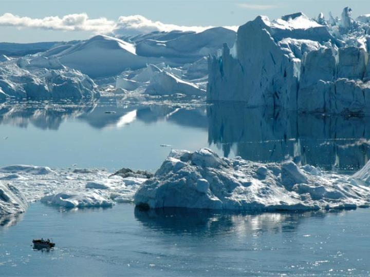 «O Silêncio da Neve - A Intoxicação Invisível do Ártico»
