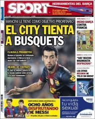 Sport: City tenta Busquets