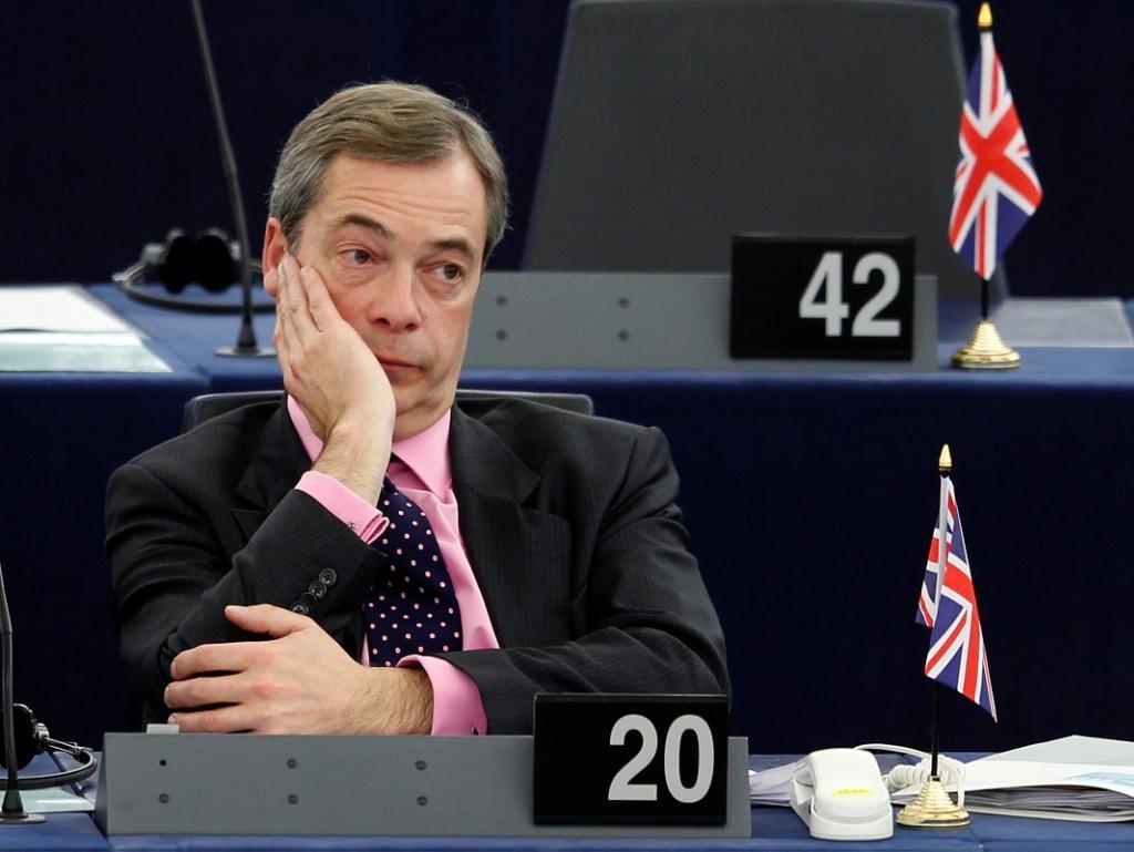 Nigel Farage (Reuters)