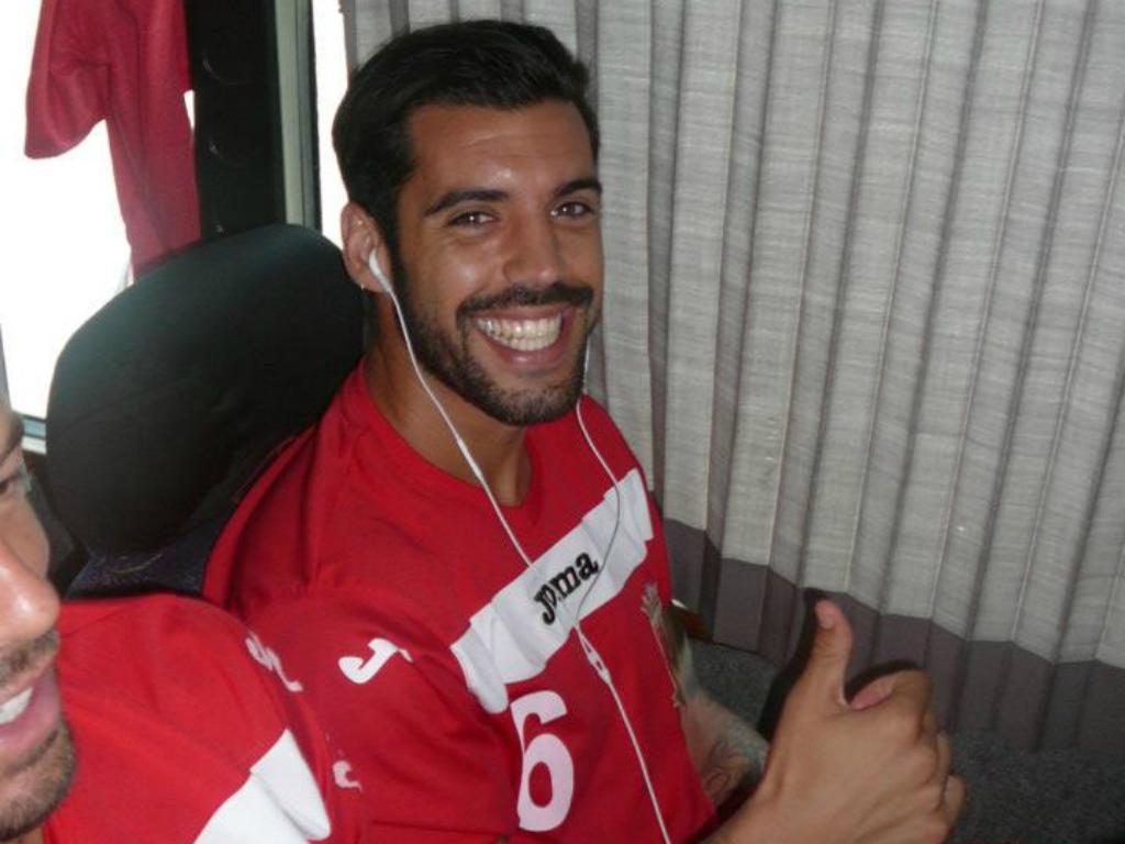 Bruno Simão (Foto: Facebook)