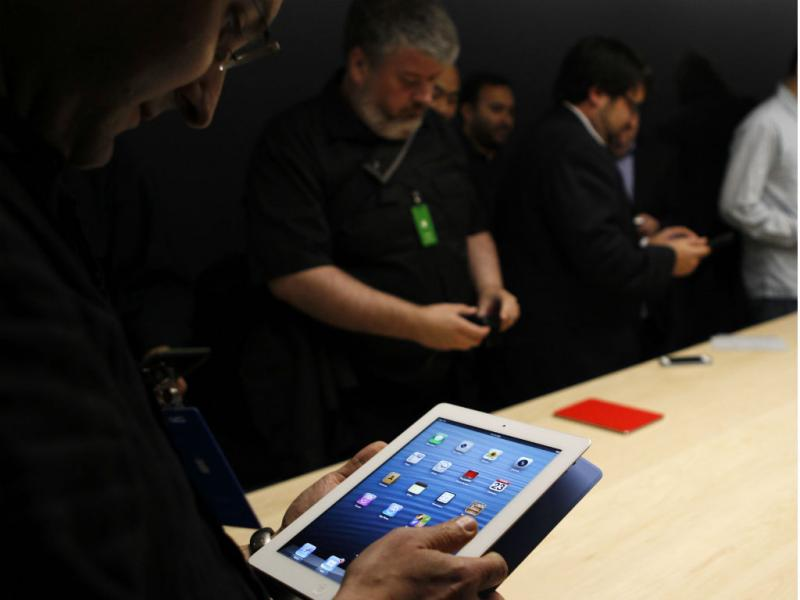iPad mini (Reuters)