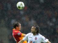 Galatasaray vs Cluja (EPA)