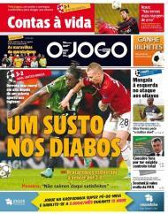 O Jogo: o Braga deu um susto nos diabos e o Benfica que faz contas à vida