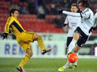 Rosenborg Trondheim vs Metalist Kharkiv (EPA)