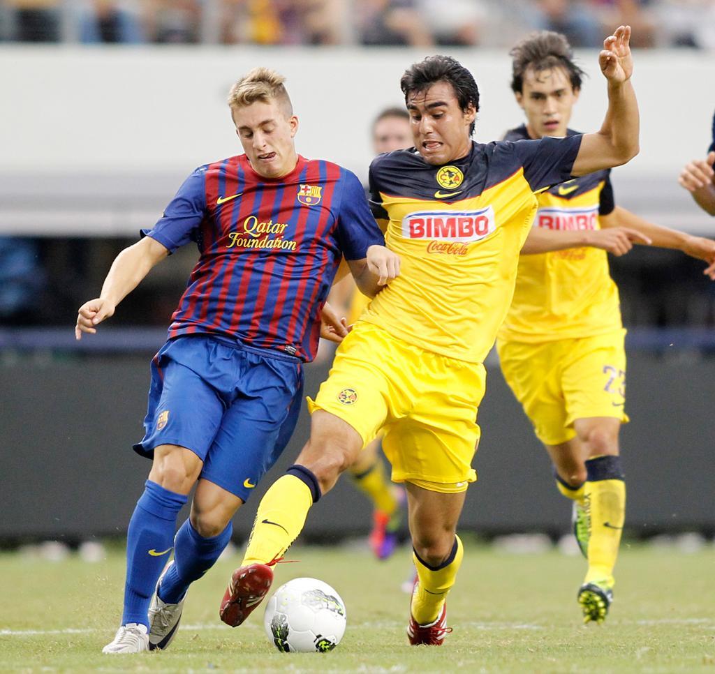 Gerard Deulofeu - FC Barcelona (reuters)