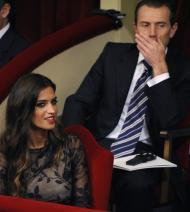 Sara Carbonero e Iker Casillas - Entrega dos Prémios Príncipe das Astúrias Foto: Reuters