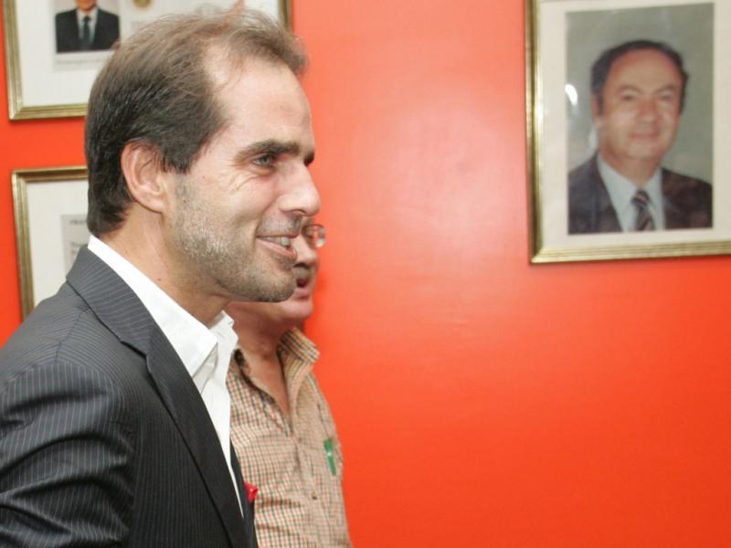 Eleições do PSD-Madeira: Miguel Albuquerque (Lusa)