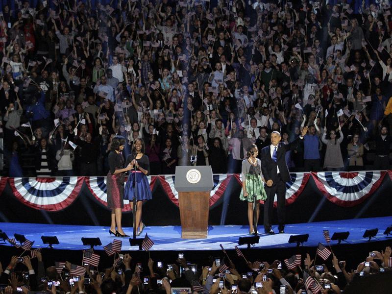 Eleições presidenciais nos Estados Unidos (REUTERS)
