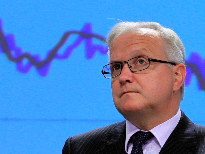 Olli Rehn, Comissão Europeia