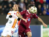 Cluj vs Galatasaray (EPA)