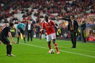 Benfica-Spartak Moscovo (FOTO: Nuno Alexandre Jorge)
