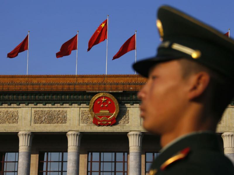 XVIII Congresso do Partido Comunista Chinês (Reuters)