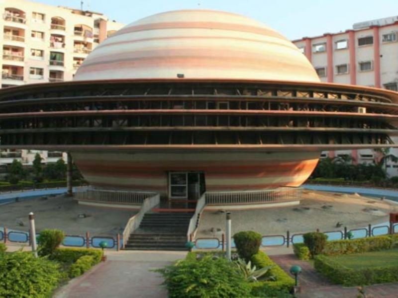 Indira Gandhi Planetarium (site oficial)