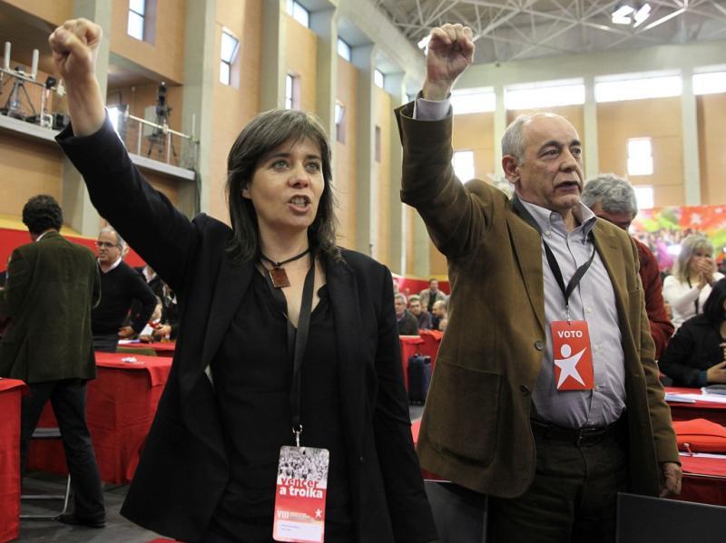VIII Convenção do Bloco de Esquerda (LUSA)