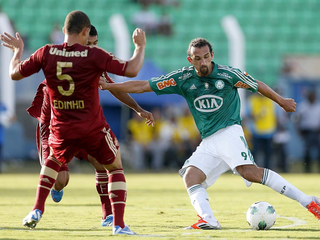 Palmeiras vs Fluminense (LUSA)