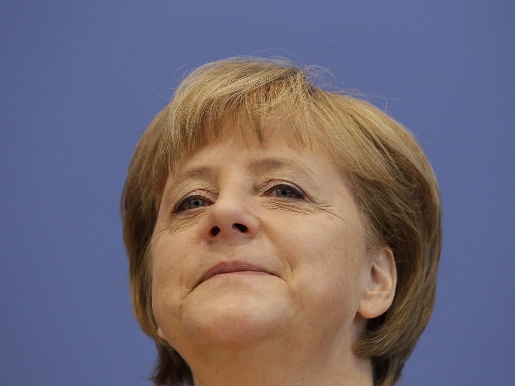 Merkel (Reuters)