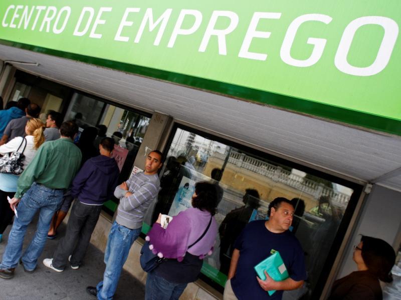 Desemprego em Portugal (Reuters)