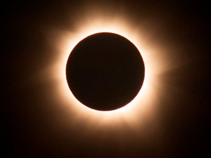 Eclipse na Austrália (Lusa)