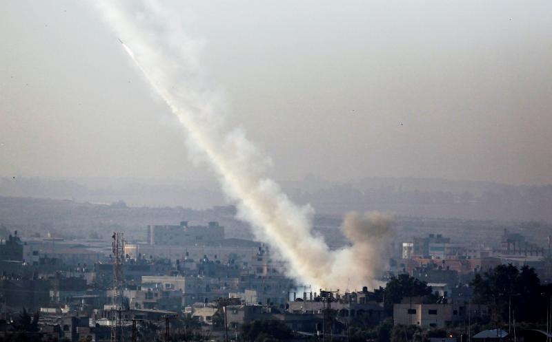 Conflito na faixa de Gaza (Reuters)