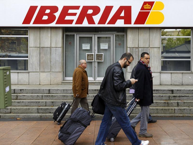 Iberia (Lusa/EPA)