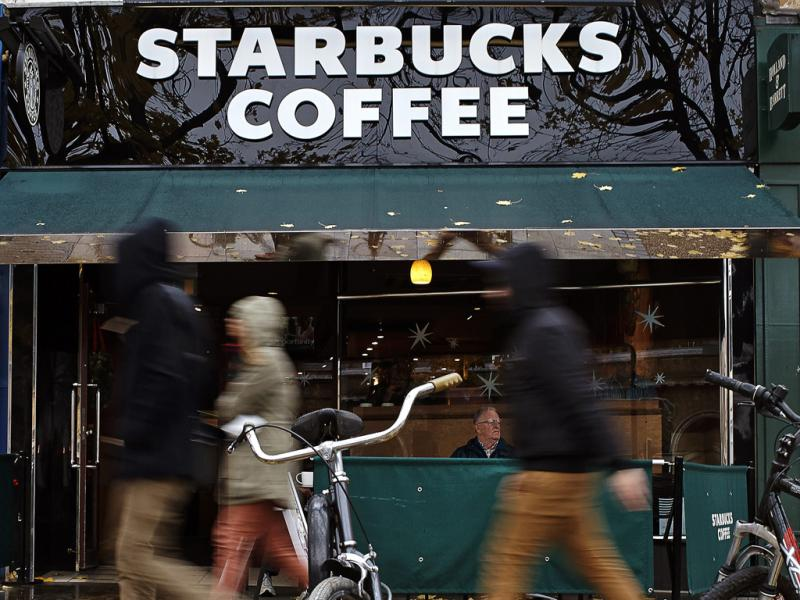 Starbucks (Lusa/EPA)