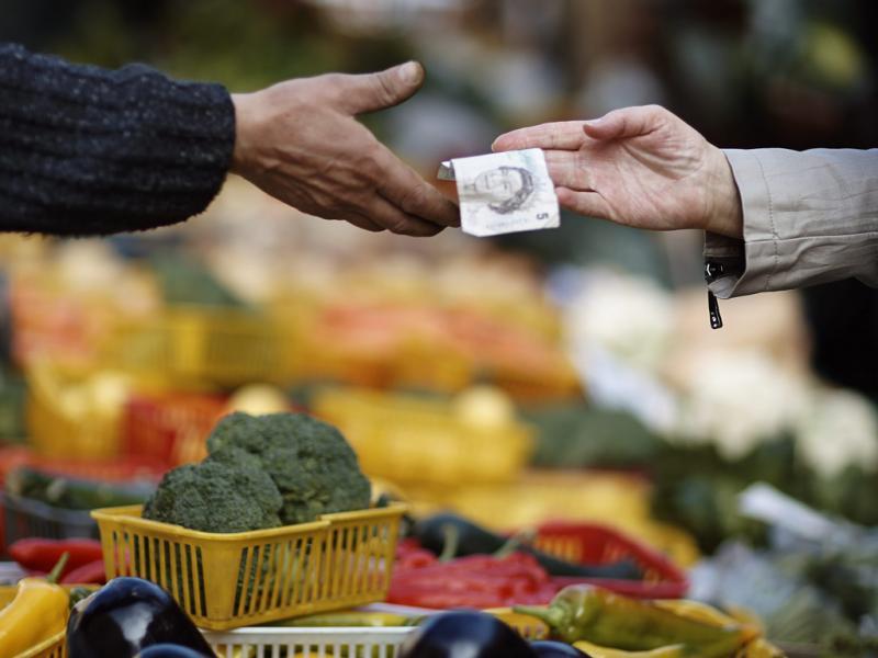Mercado (Lusa/EPA)
