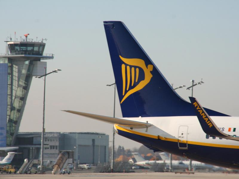 Ryanair (Lusa/EPA)