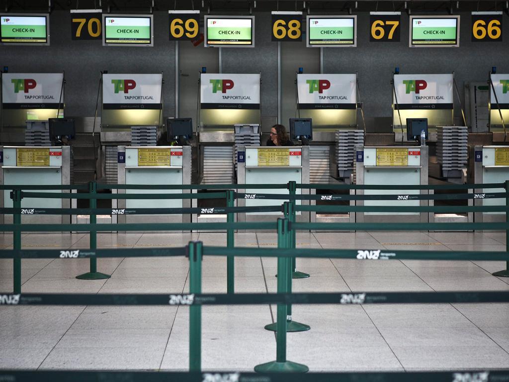 Aeroporto de Lisboa (Lusa/EPA)
