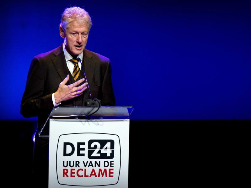 Bill Clinton (Lusa/EPA)