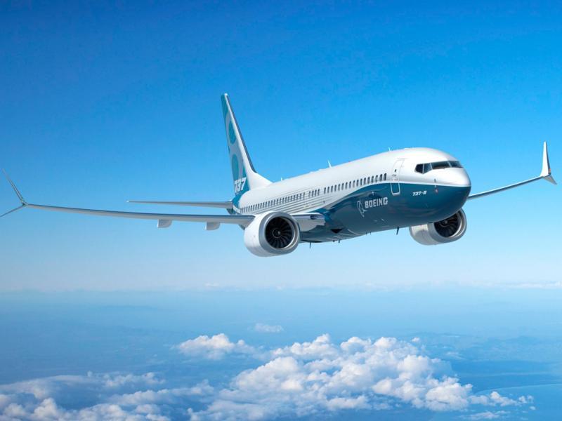 Boeing 737 (Lusa/EPA)