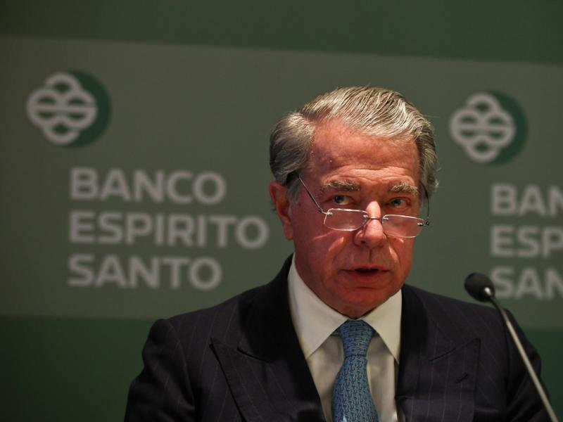 Ricardo Salgado, BES (Lusa/EPA)