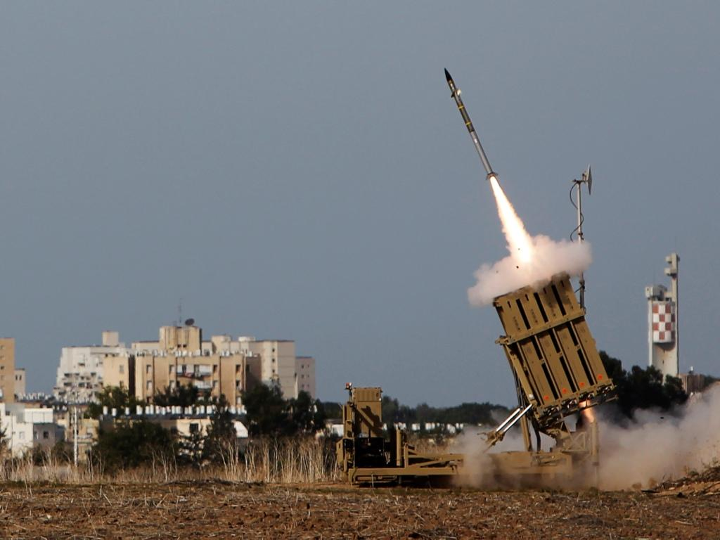 Iron Dome (Reuters)