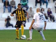 Farense vs Beira-Mar (JOANA VAN HELLEMOND / LUSA)