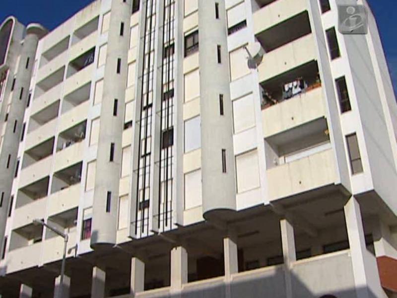 Prédio em risco de ruir em Vila Franca de Xira