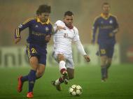 BATE Borisov vs Lille (EPA)