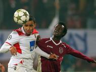 Cluj vs Sporting de Braga (EPA)