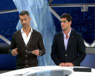 Baía e Dani analisam derrota do Braga