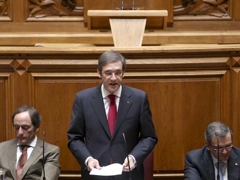 Parlamento (Lusa)