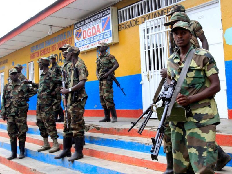 Rebeldes tomam cidade de Goma, no Congo (Reuters)