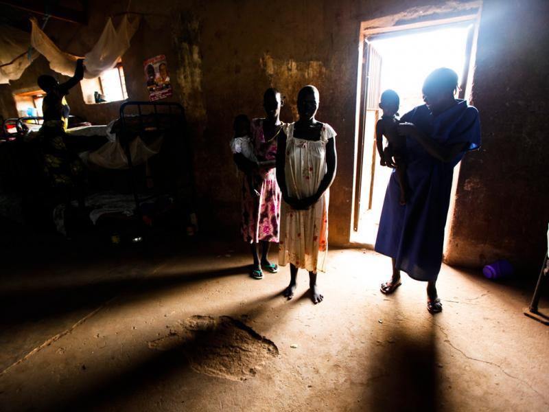 Sudão do Sul (EPA/DAI KUROKAWA)