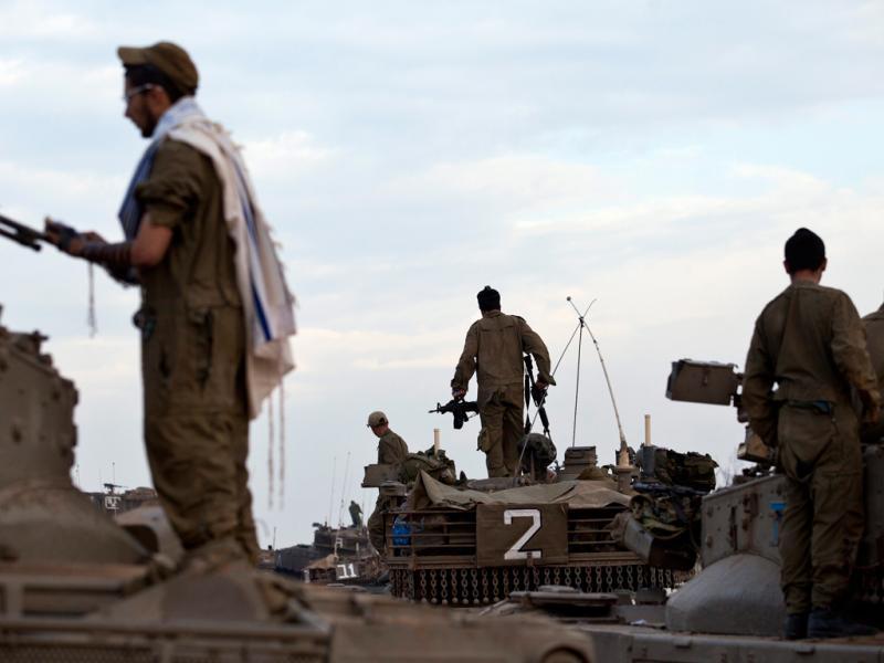 Cessar-fogo na Faixa de Gaza (EPA/JIM HOLLANDER)