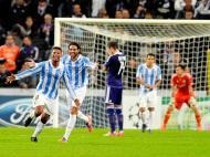 Anderlecht Málaga Eliseu