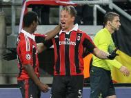 Mexés no Anderlecht-Milan