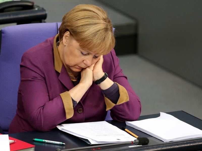 Merkel (Lusa)
