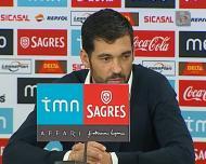 Sérgio Conceição: «Penalty muito duvidoso»