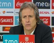 Jorge Jesus: «Sofremos um golo em seis jogos»